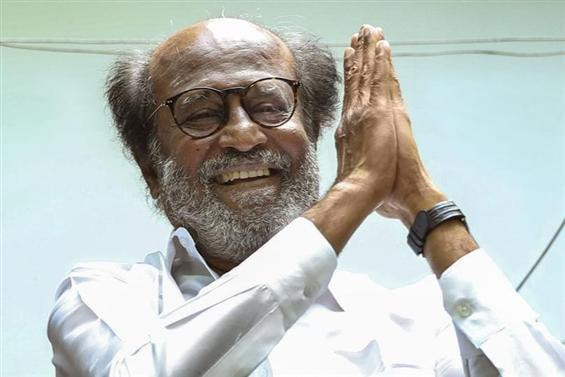 Will not fall into the Saffron trap: Rajinikanth's...