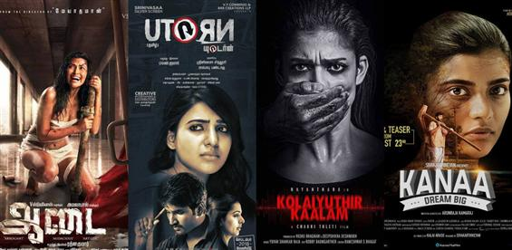 Women power soaring in Kollywood: Ten upcoming films bear testimony to this fact