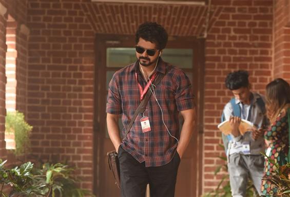 Worldwide Reach, Shooting Update of Vijay's Master...