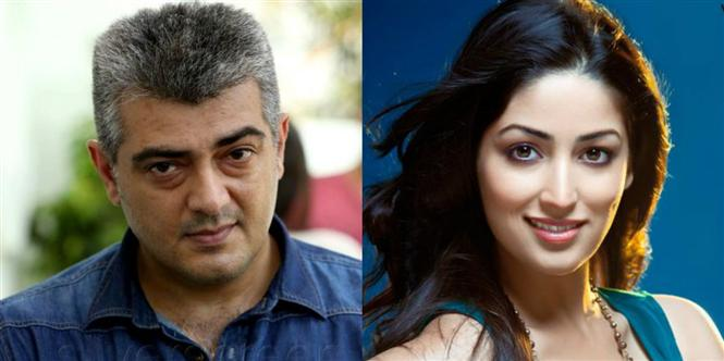 Yami Gautham to team up with Ajith in Valimai?