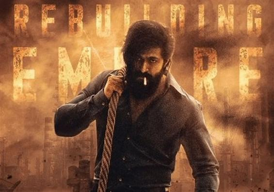 Yash to resume KGF 2 shooting from Independence da...