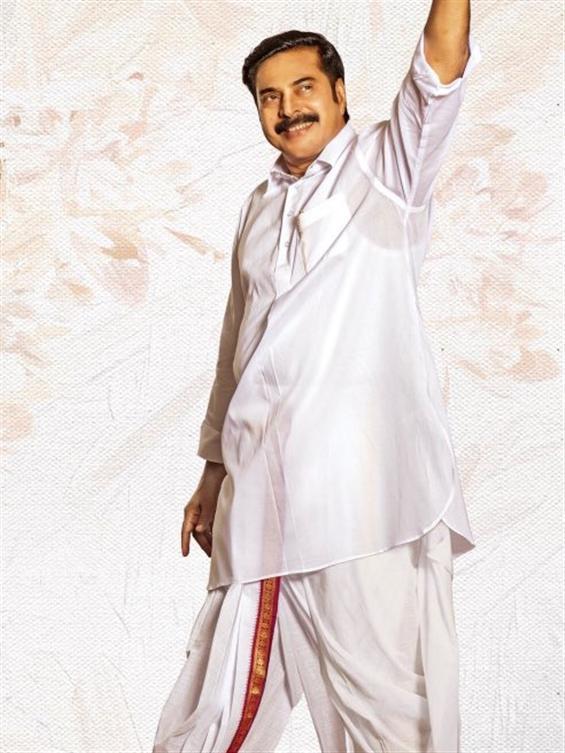 Yatra: Mammootty starrer YSR Biopic starts rolling in Hyderabad