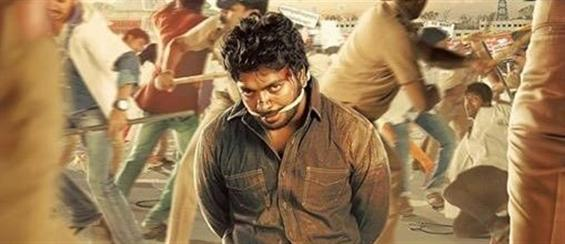 Yeidhavan Review - Fair enough thriller