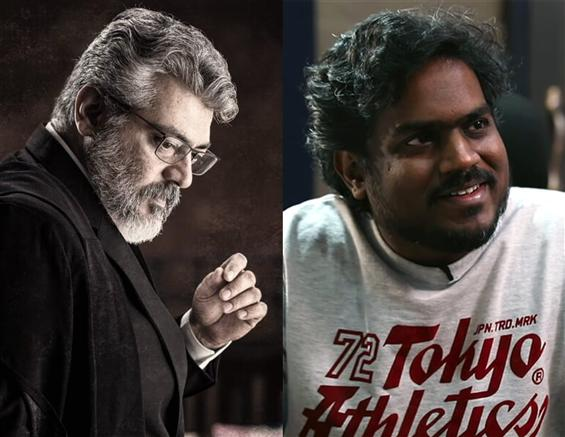Yuvan begins BGM work for Ajith's Nerkonda Paarvai...