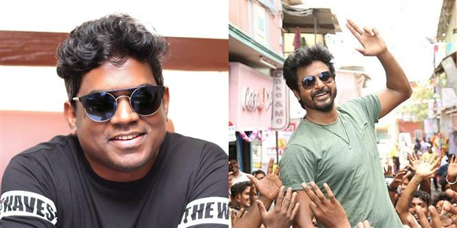Yuvan composes an 18-minute long BGM score for Hero