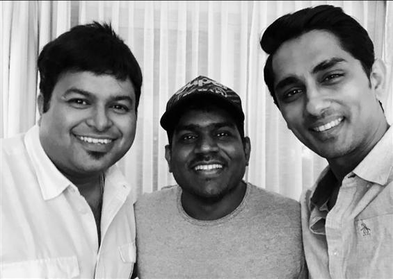 Yuvan Shanakar Raja sings for 'Boys' duo Siddharth & Thaman!