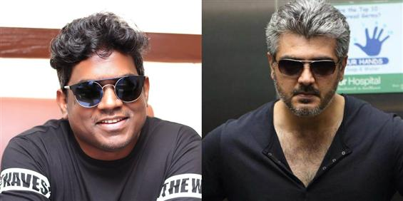 Yuvan to score music for Thala 60?