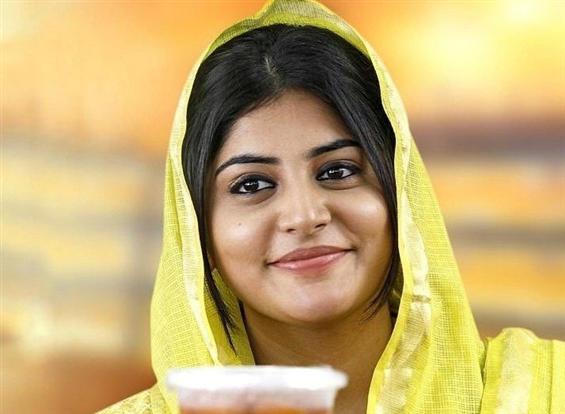 News Image - Zam Zam: First Look of Manjima Mohan as Zama Nazreen  image