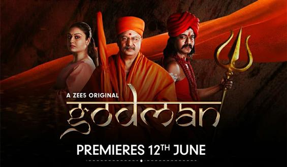 Zee 5 cancels Tamil web-series Godman after intens...