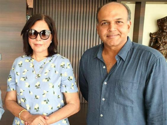 Zeenat Aman is the latest addition to the cast of ...