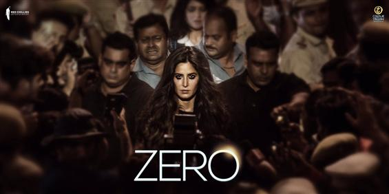 Zero: Shah Rukh Khan releases Katrina Kaif's look from the movie