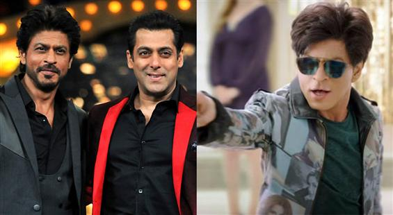 News Image - Zero: ShahRukh Khan's special treat for Salman Khan fans this Eid image