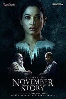 November Story - Movie Poster
