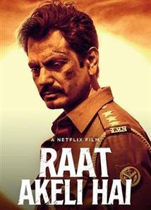 Raat Akeli Hai - Movie Poster