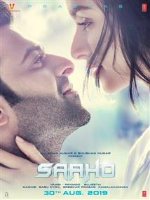 Saaho - Movie Poster