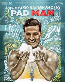 Padman - Movie Poster