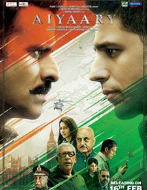 Aiyaary - Movie Poster