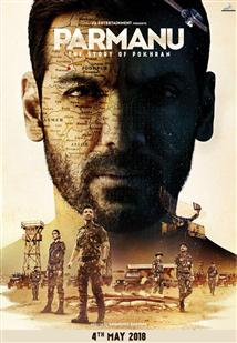 Parmanu - Movie Poster