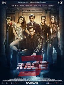 Race 3 - Movie Poster