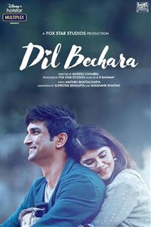 Dil Bechara - Movie Poster