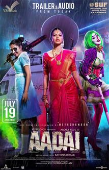 Aadai - Movie Poster