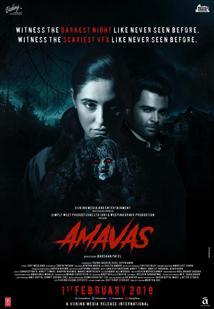 Amavas - Movie Poster