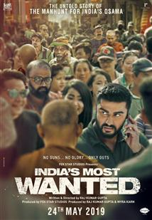India's Most Wanted - Movie Poster
