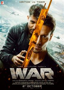 War - Movie Poster