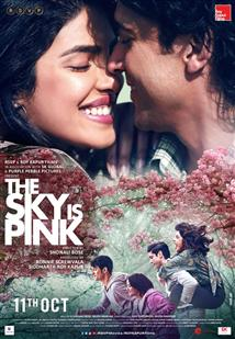 The Sky Is Pink - Movie Poster