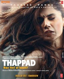 Thappad - Movie Poster